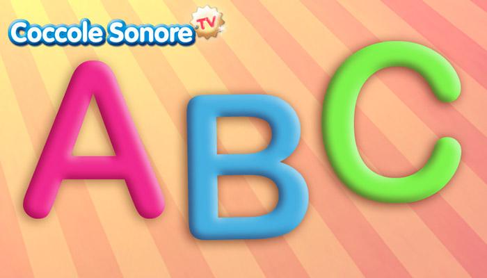 disegno lettere alfabeto