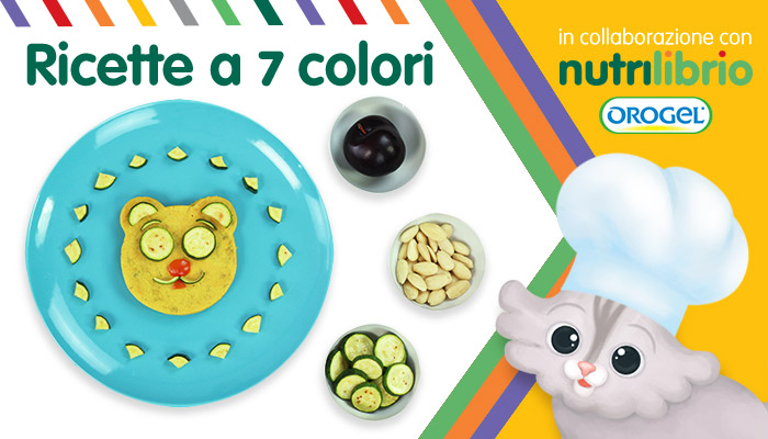 tortino di carciofi, ricette a sette colori, nutrilibio, orogel
