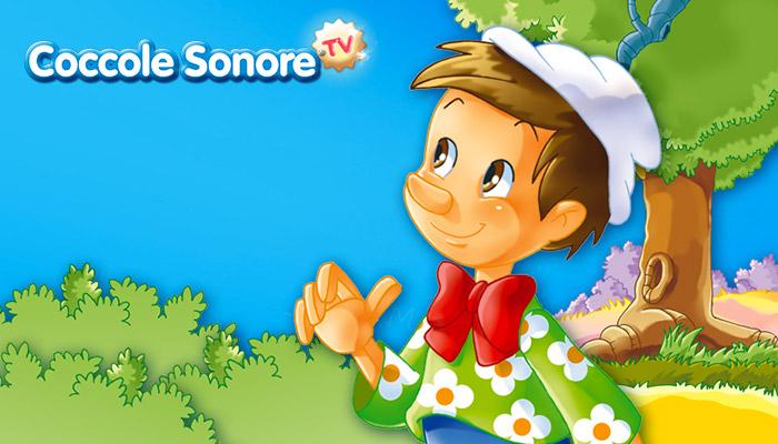 disegno Pinocchio
