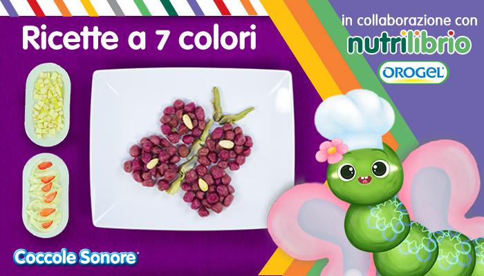 gnocchi di barbabietola, impiattamento a farfalla, ricette per bambini