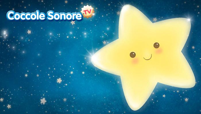 disegno stella nella notte