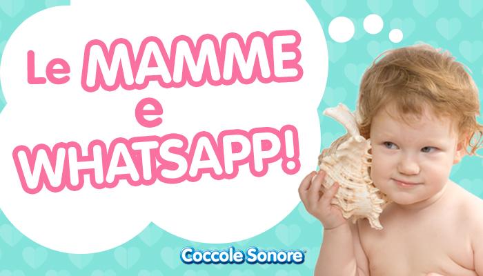 bambino con conchiglia sull'orecchia, Coccole Sonore