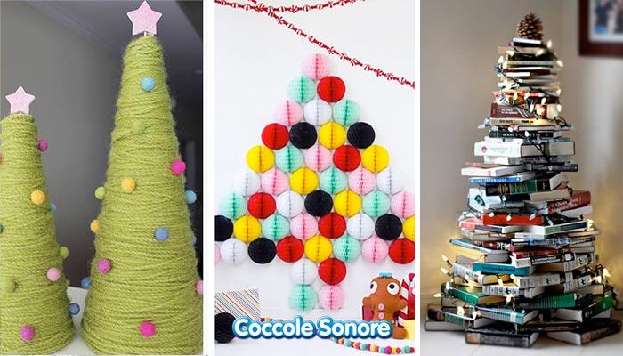 Alberi di Natale fai da te, Coccole Sonore