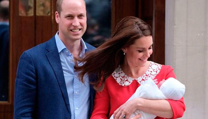 è nato il terzo royal baby figlio di kate middelton e william