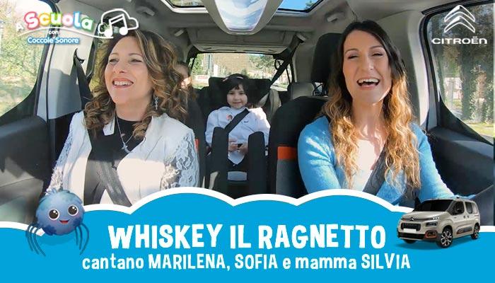 Greta di Coccole Sonore guida la macchina con una famiglia, A scuola con Coccole Sonore, programma