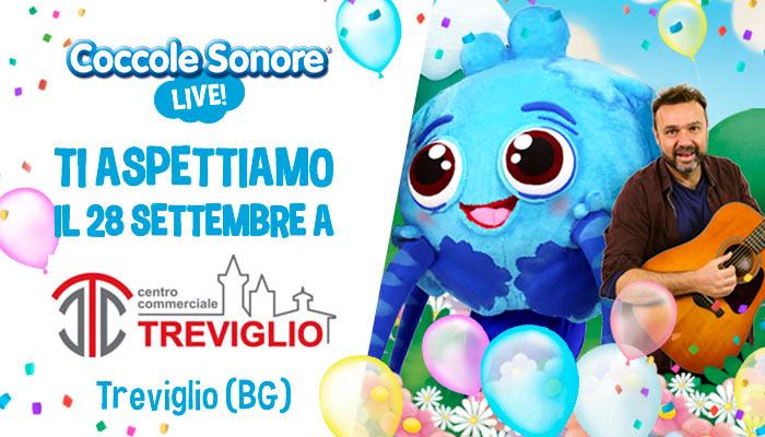 whiskey il ragnetto mascotte, Stefano Fucili, eventi coccole sonore Centro Commerciale Treviglio (BG)