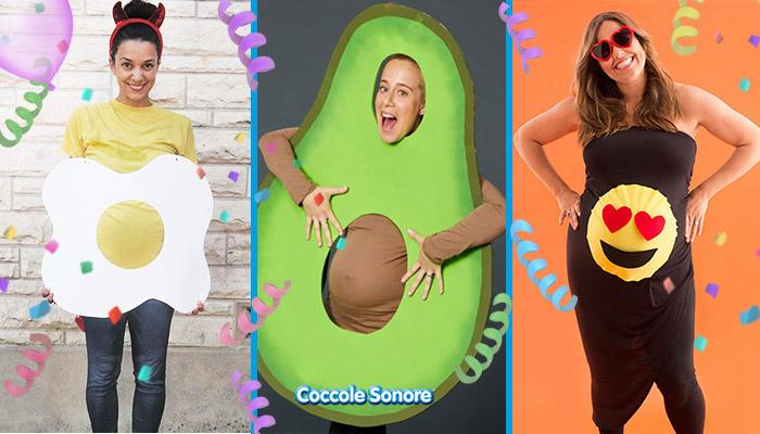 Costumi di carnevale donna incinta