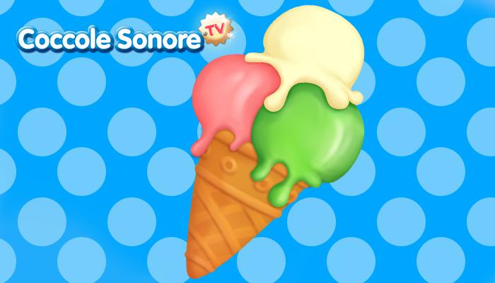 disehno di un gelato