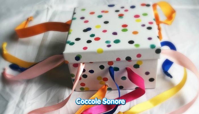 scatola dei nastri montessori giochi per neonati
