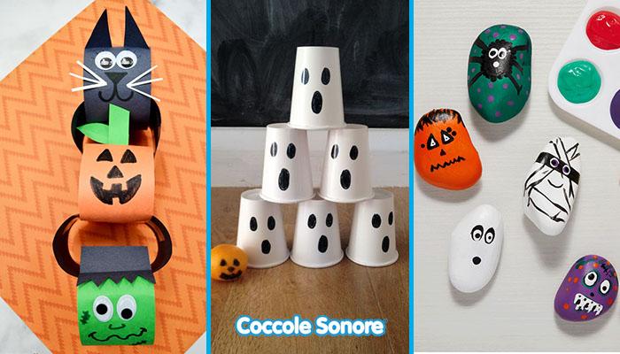 giochi di halloween da fare in casa